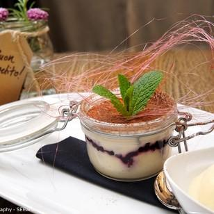 Philigrano, Hollerbeeren-Tiramisu