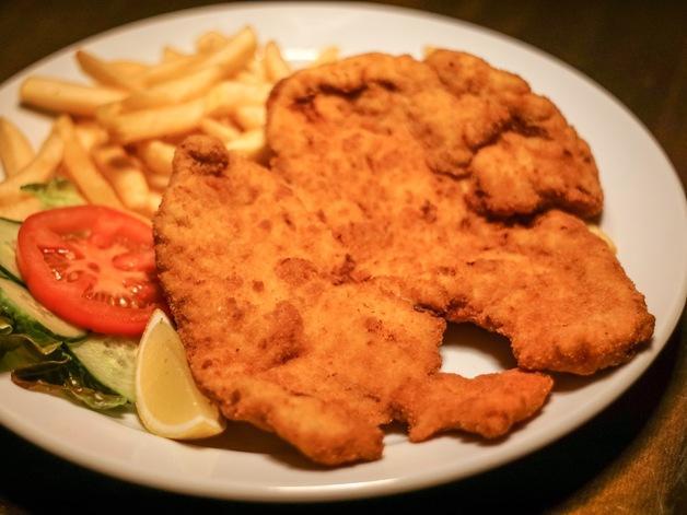 Hühnerschnitzel